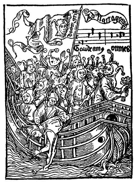 Afbeeldingsresultaat voor narrenschiff sebastian brant